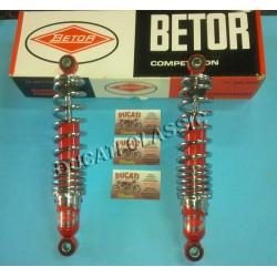 Amortiguadores Betor, Impala sport 250 y Ducati 24 H 1ª Serie