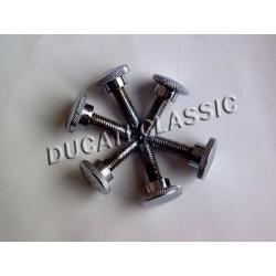 Jgo 2 tornillos cajas de herramientas Ducati